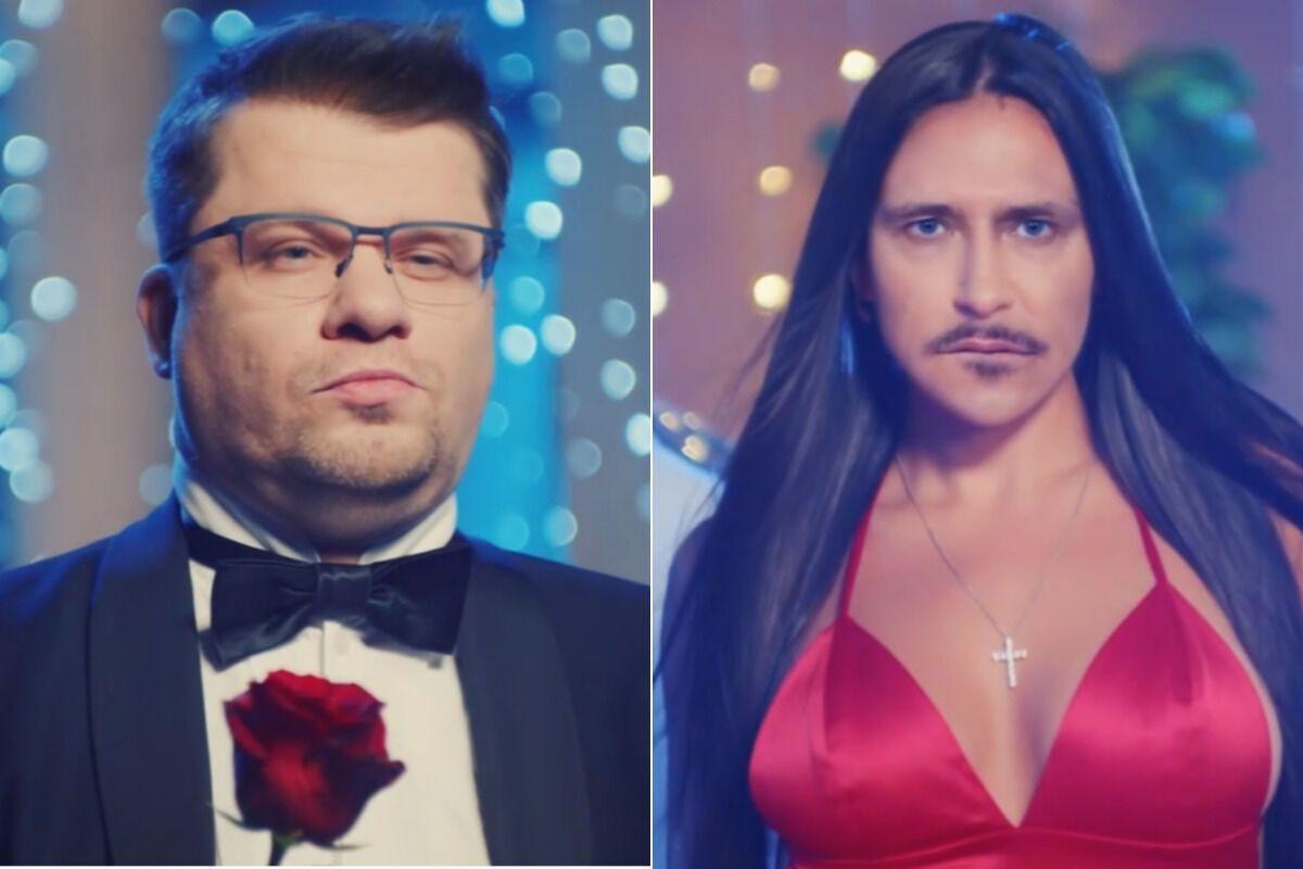 Харламов публично высмеял разрыв с Асмус. Видео