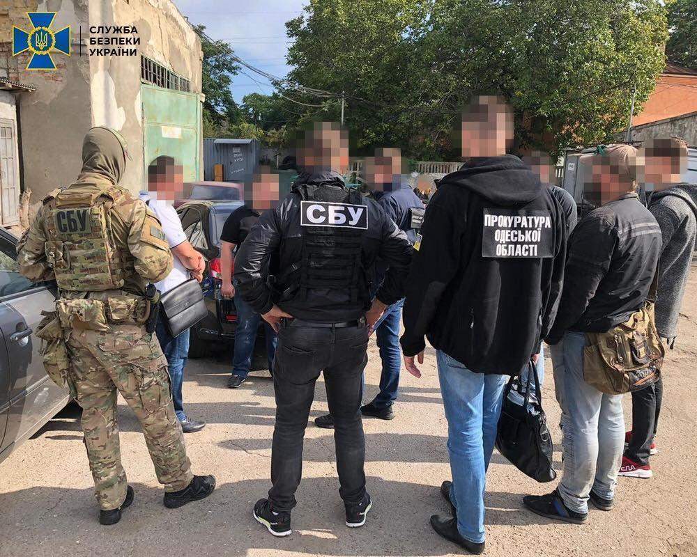 В Одессе СБУ поймала на взятке заместителя начальника исправительной колонии