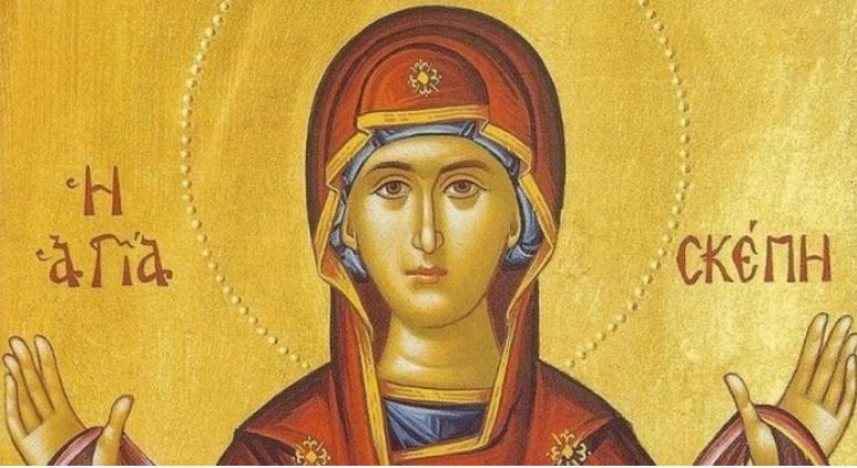 Явление Пресвятой Богородицы в Константинополе произошло в X веке