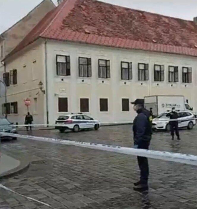 Стрілянина трапилася в центрі Загреба.