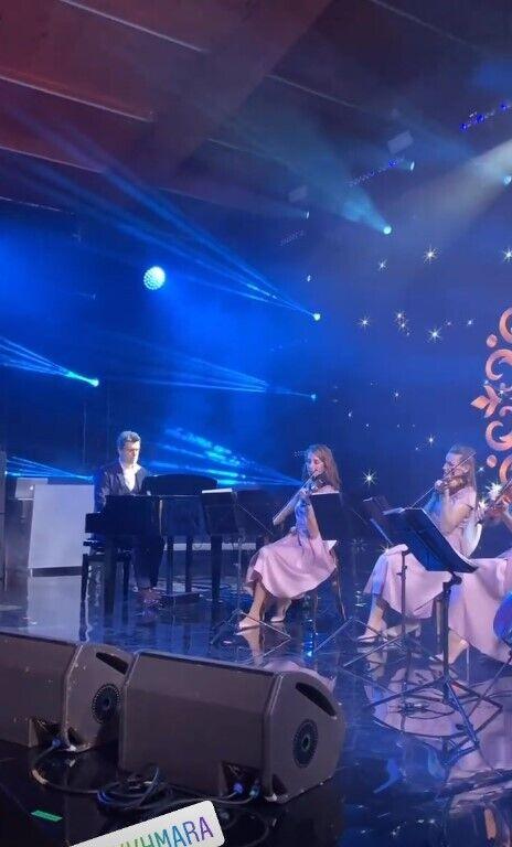 Пианист-виртуоз Евгений Хмара