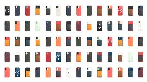 Чехлы для iPhone 12