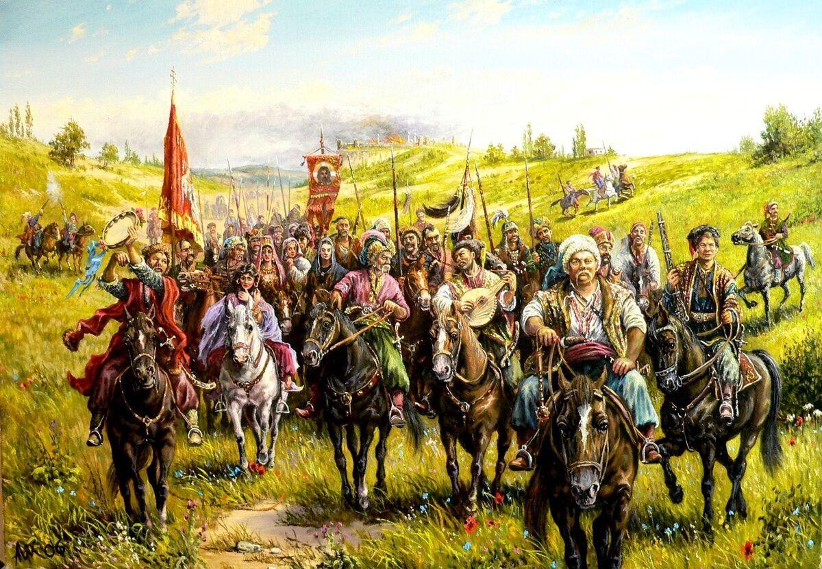 Свято Покрови Пресвятої Богородиці було особливо шанованим для українських козаків