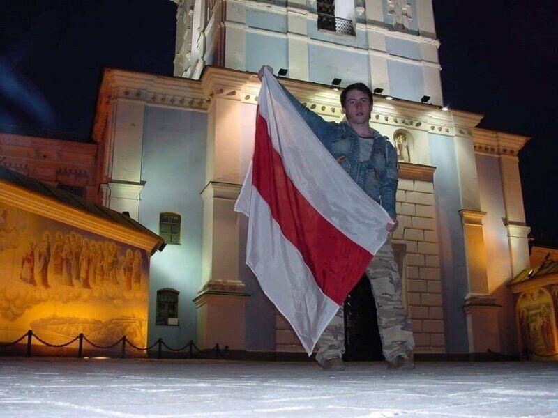 Николай Ильин приехал в Киеве в 2006 году.