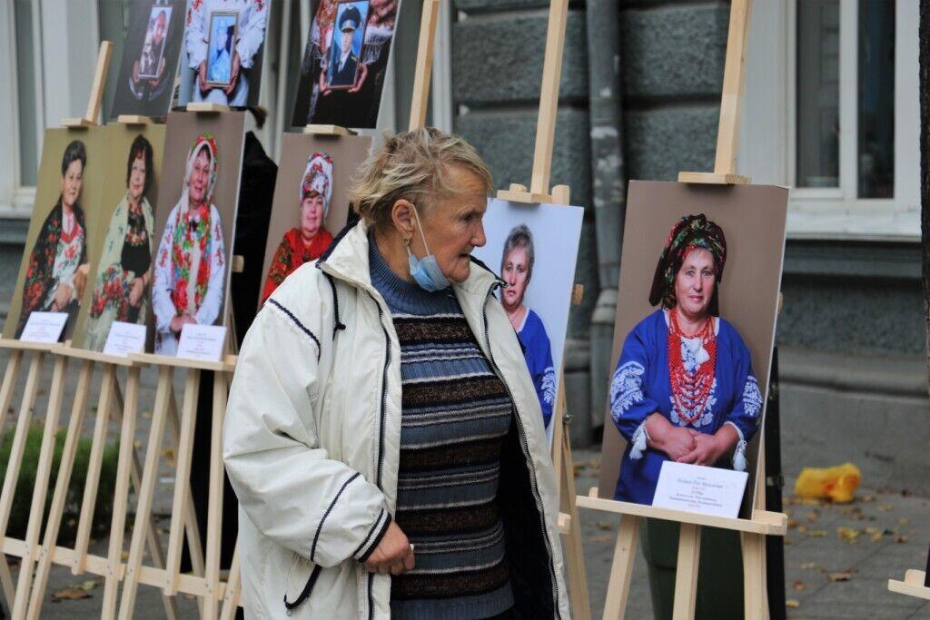 Виставка мала великий відгук у жителів і гостей Житомира
