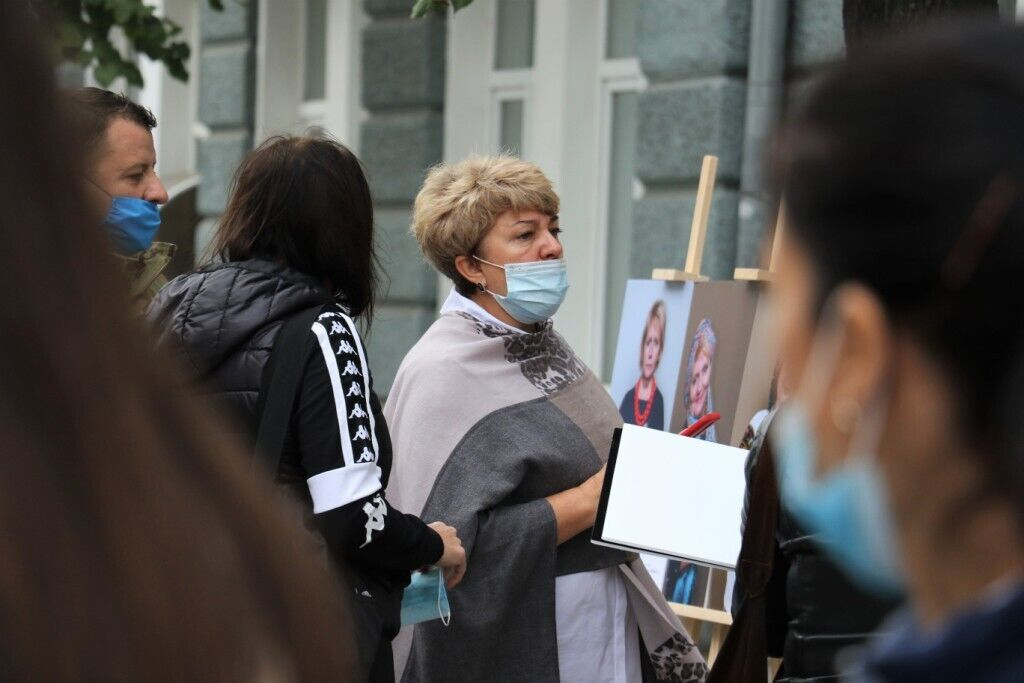 Выставка вызвала большой отклик у жителей и гостей Житомира