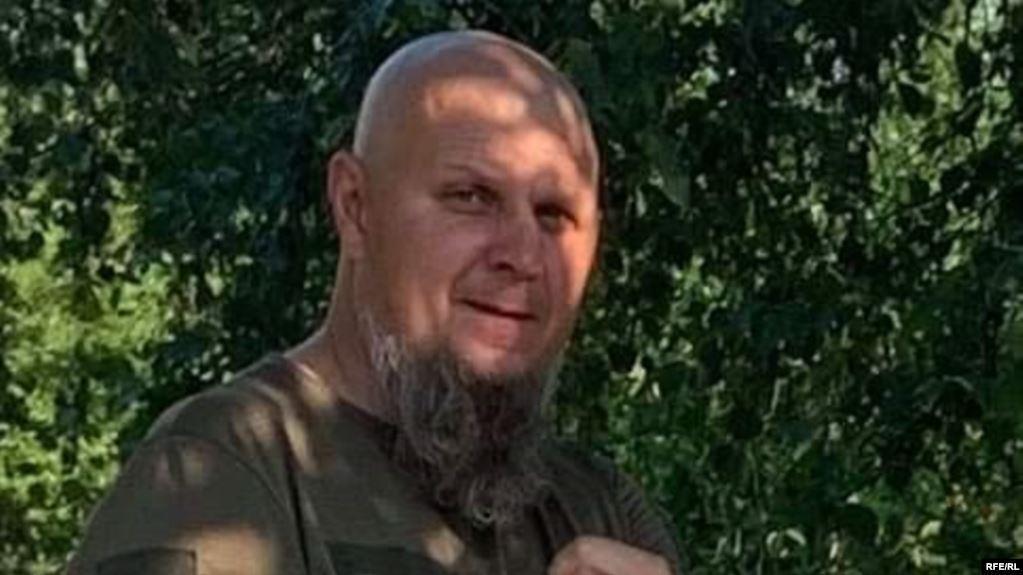 Дмитрий Красногрудь уверял, что учит молодых солдат на полигоне.