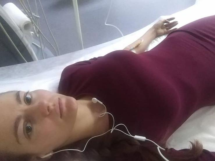 Любовница Тарзана оказалась в больнице