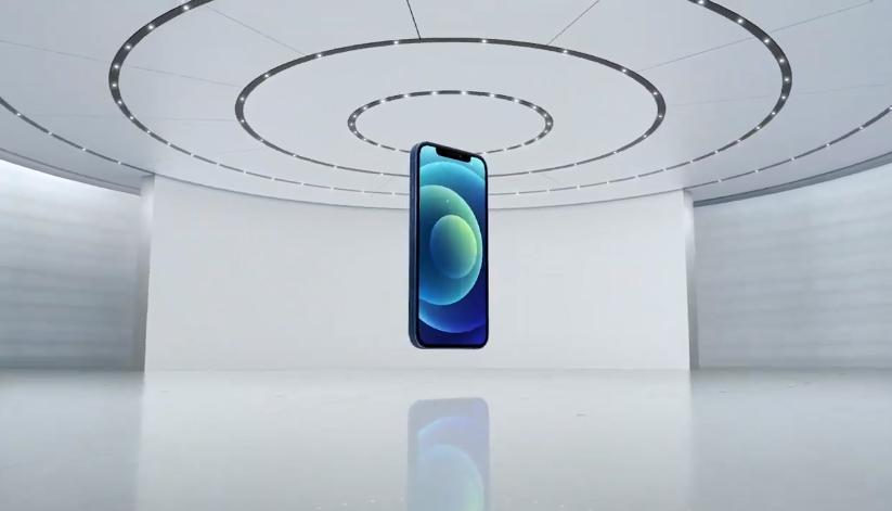 Презентация iPhone 12
