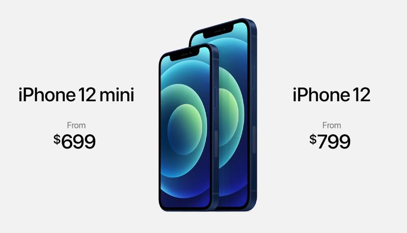 Ціни на Ціна на iPhone 12