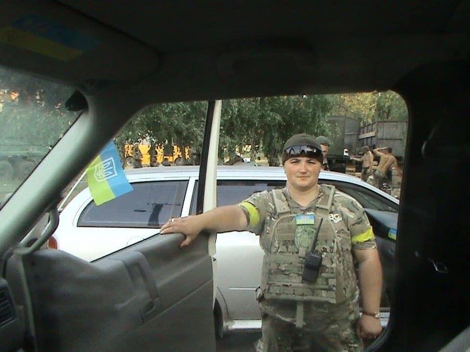 Жена экс-комбата Янголенко воевала наравне с другими воинами