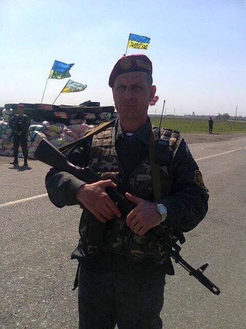 Микола Микитенко.