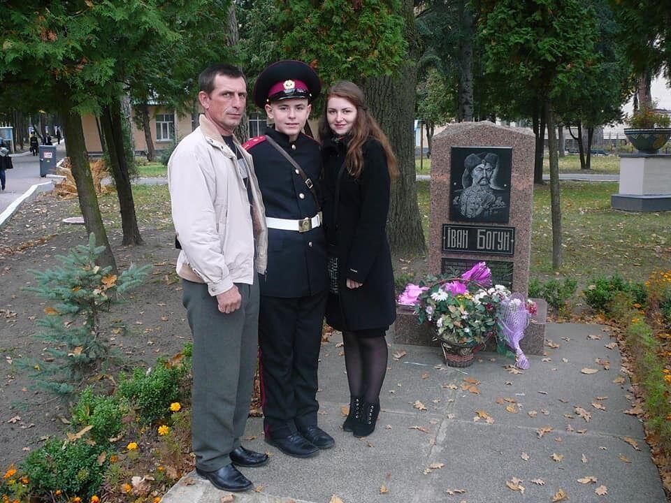 О смерти воина сообщила дочь.