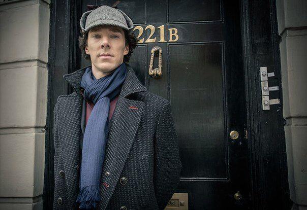 Бенедикт Камбербетч – виконавець ролі сучасного Шерлока.