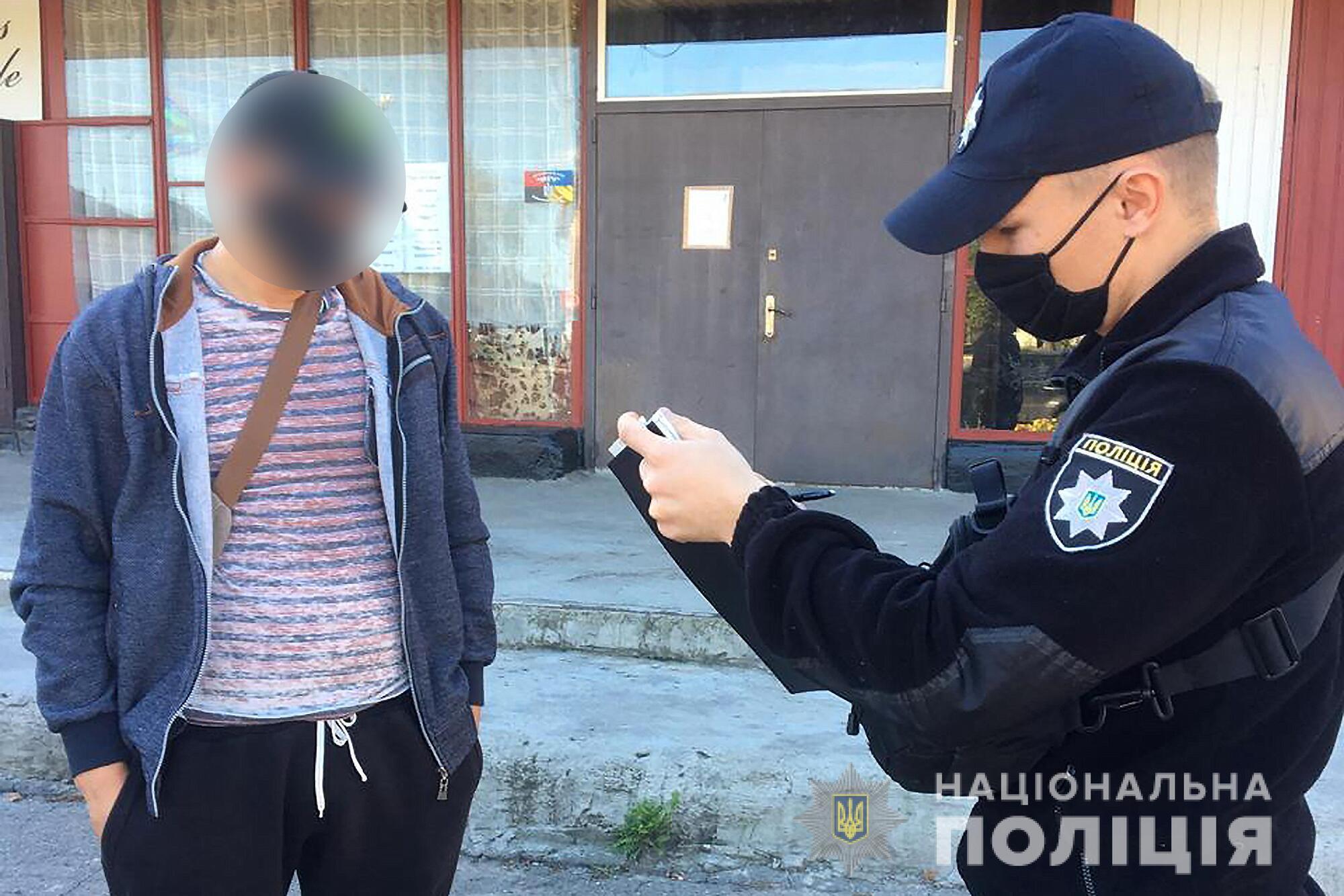 На Чернігівщині поранили чоловіка, який пошкодив намет ОПЗЖ.
