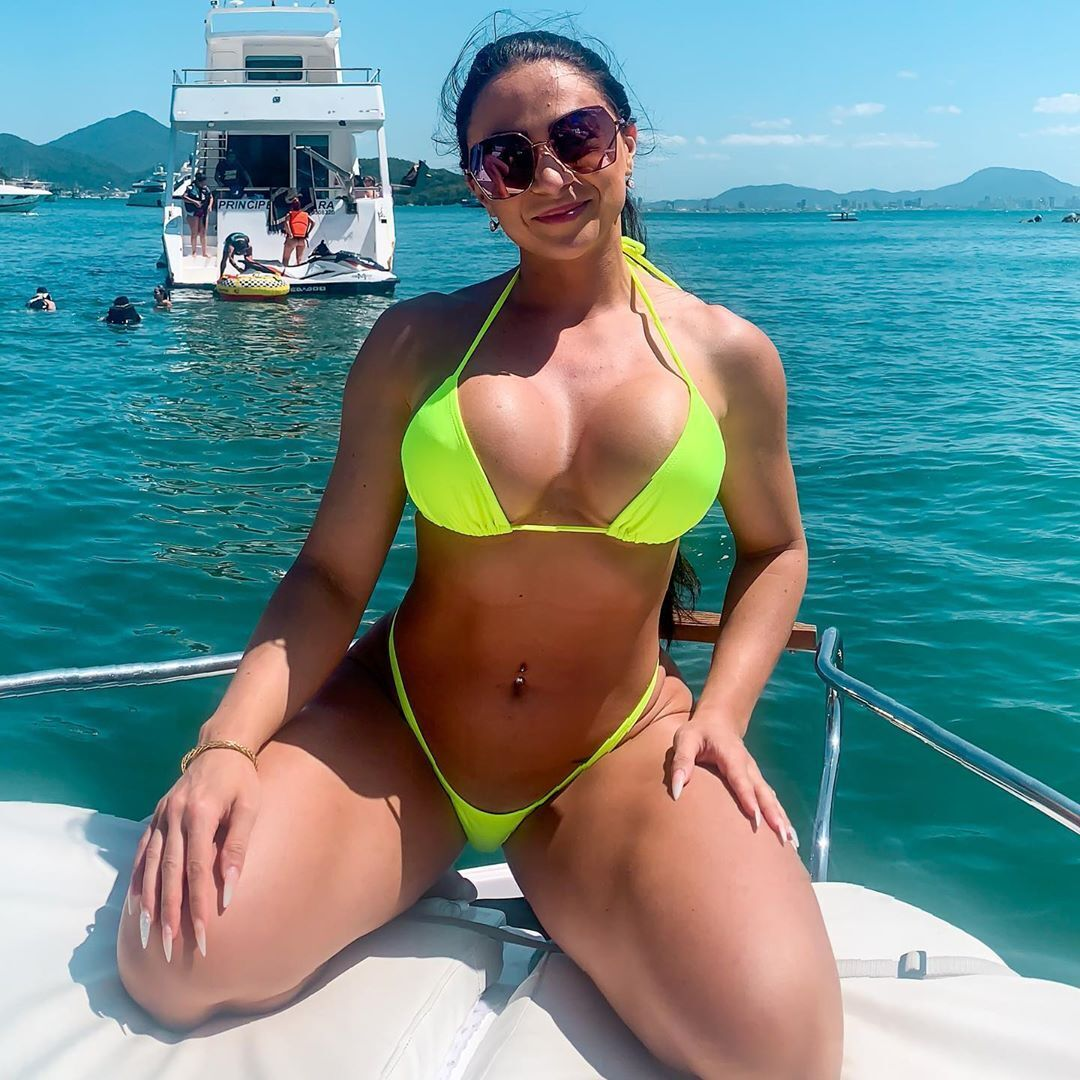 Валерия Пачеко с новой грудью