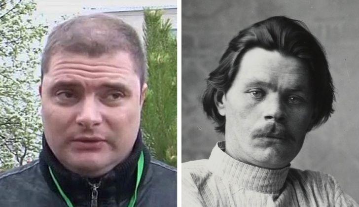 Тимофій Пєшков – Максим Горький.