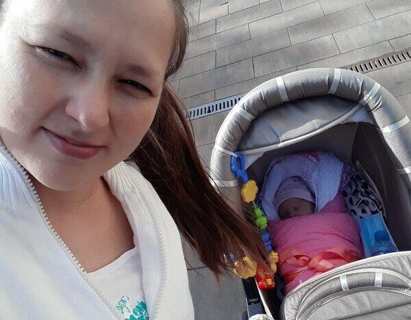 Гузель Пугачева поделилась первым фото с новорожденной дочерью.