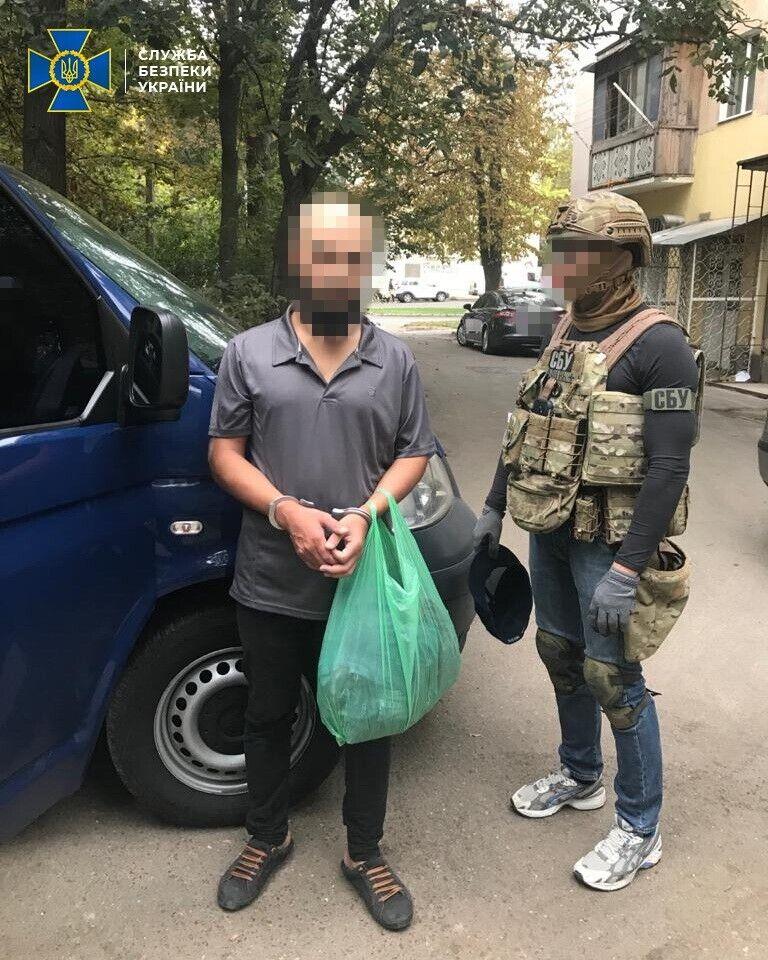 Задержанный – гражданин одной из стран Центральной Азии.