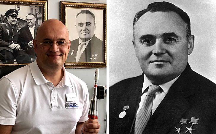 Андрій Корольов – Сергій Корольов.