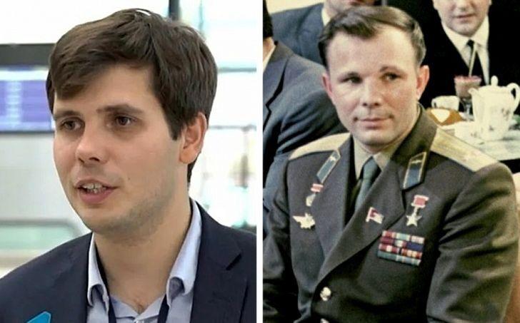 Юрій Кондратчик – Юрій Гагарін.