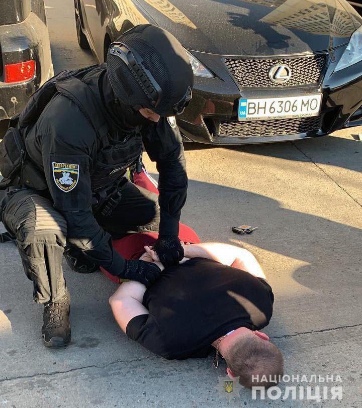 Мережу борделів в Одесі організував правоохоронець