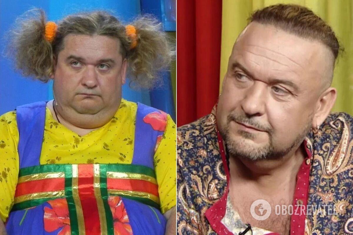 Александр Морозов до и после похудения