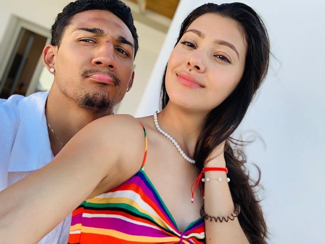 Синтия и Теофимо Лопес