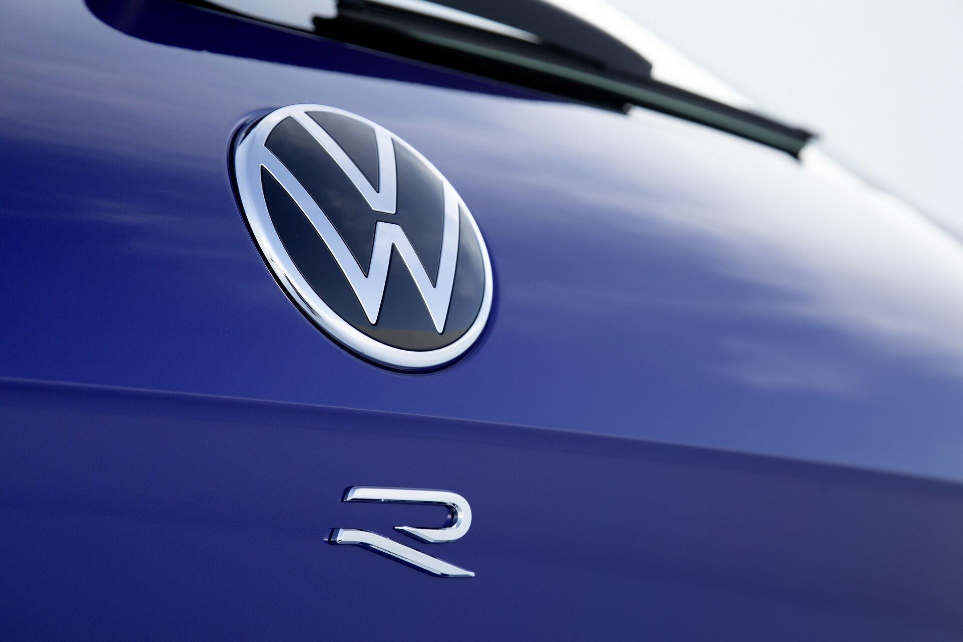 Volkswagen Touareg R plug-in hybrid.