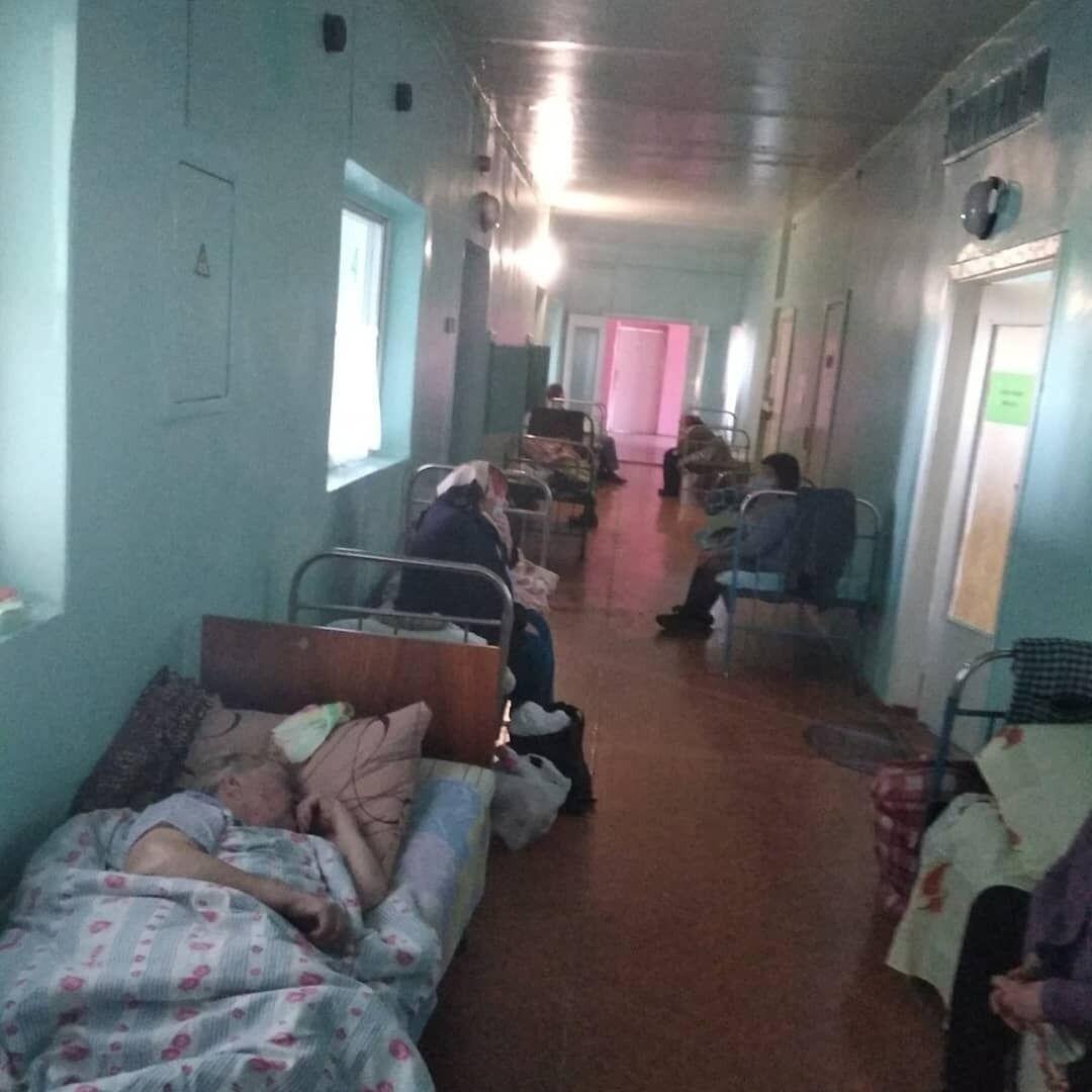 Условия лечения в Купянской больнице