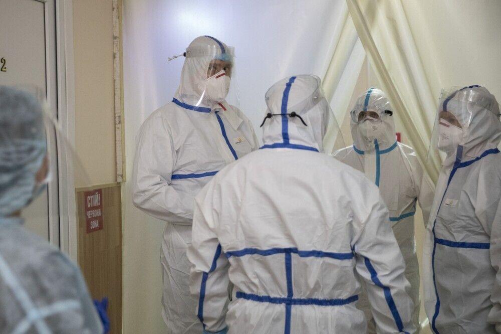 Кличко проверил больницу №6 в Киеве