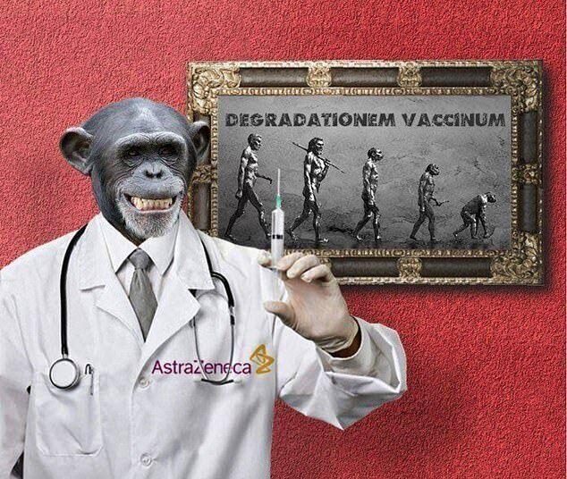 Россияне создают фейки о британской вакцине