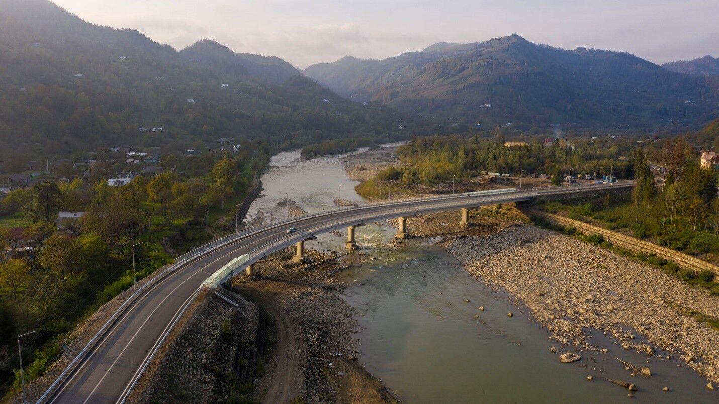На реконструкцию мостов было выделено 128,510 млн грн