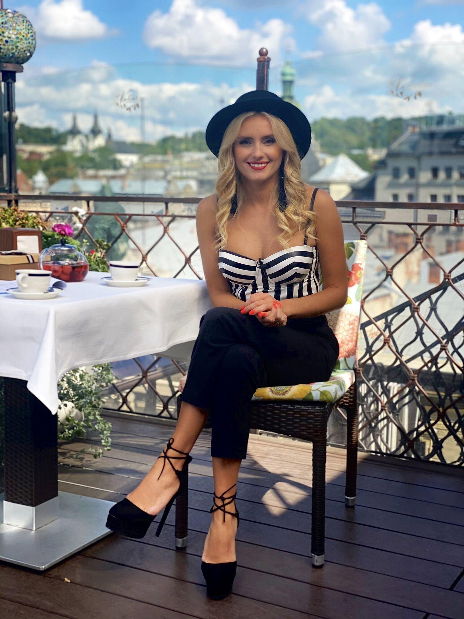 Ирина Федишин дала откровенное интервью