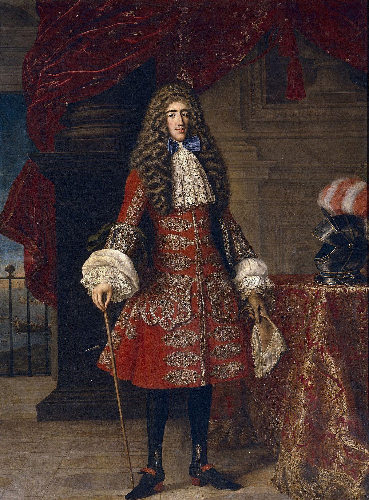 Во Франции галстуки ввел в моду король Людовик XIV