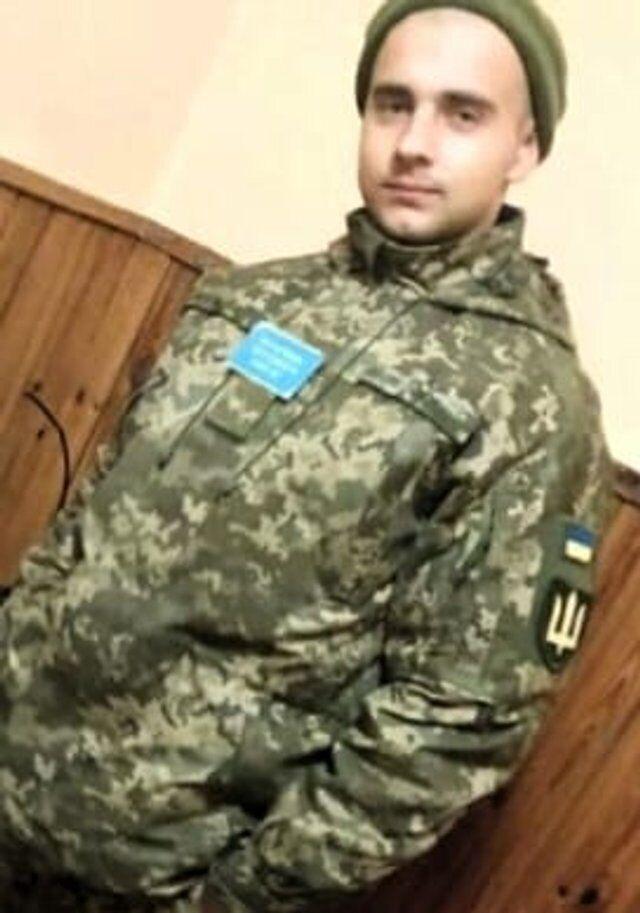На Донбассе умер воин ВСУ Руслан Панченко.