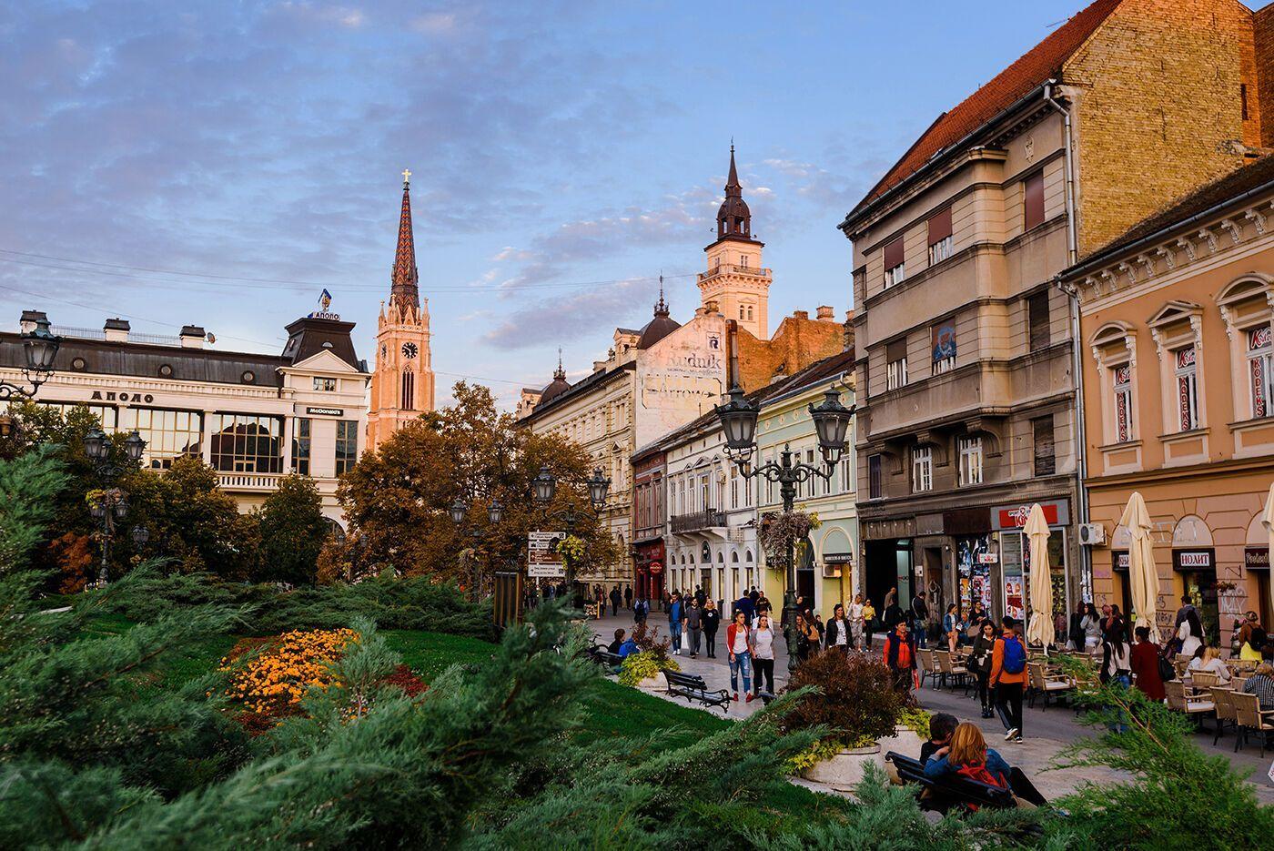 Сербия разрешила украинцам путешествовать по стране во время пандемии коронавируса.