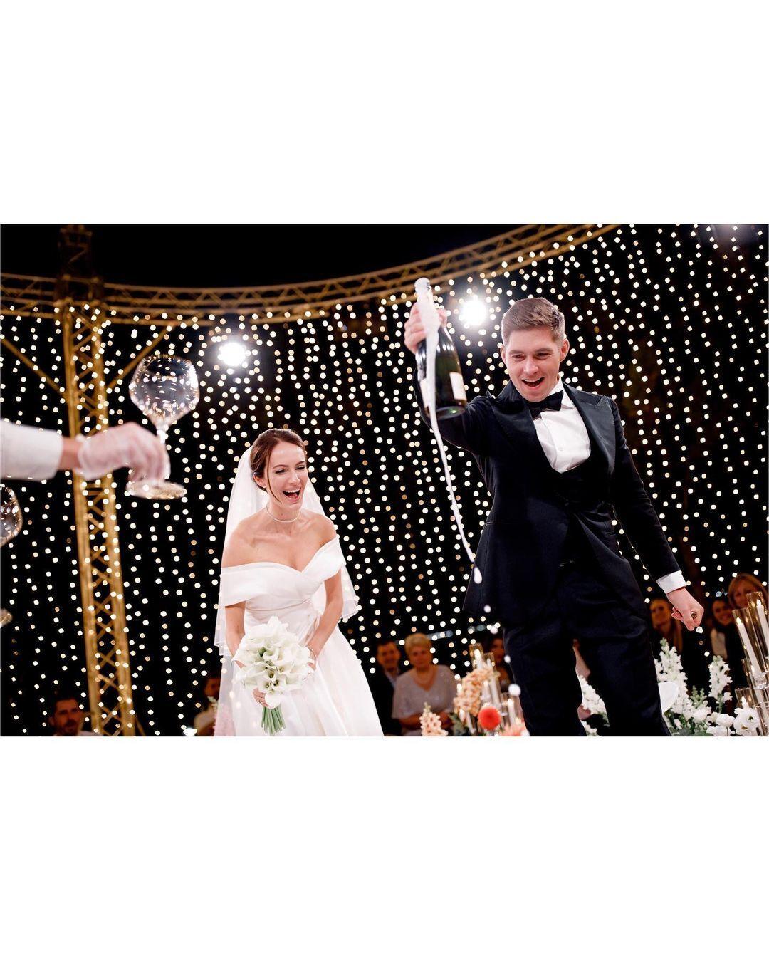 Свадебные фото Остапчука и Горняк.