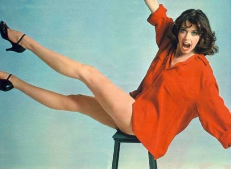Сильвия Кристель – одна из первых исполнительниц секс сцен в кино.