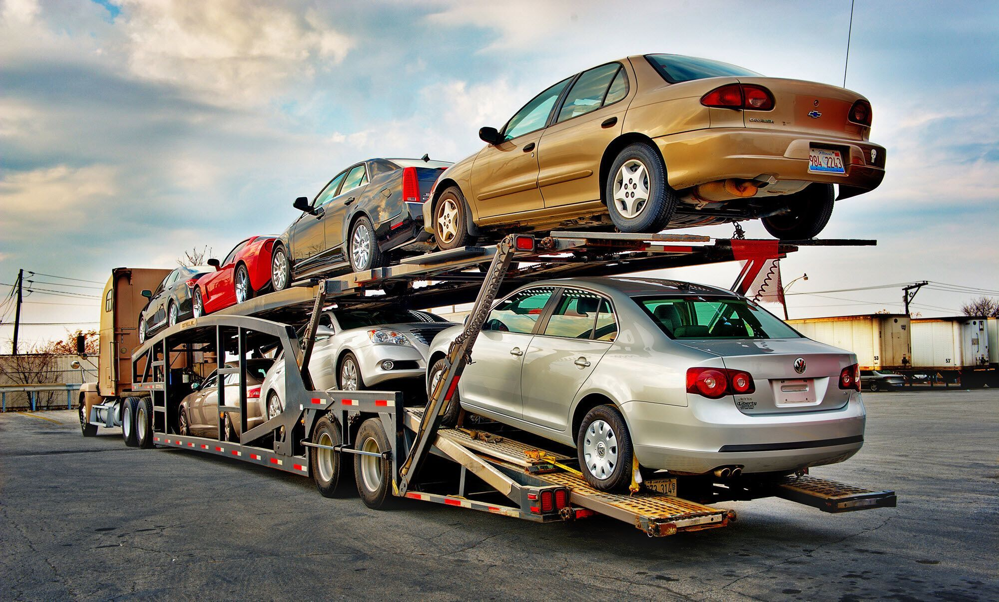 Автомобілі зі США й Південної Кореї мають великий попит в Україні.