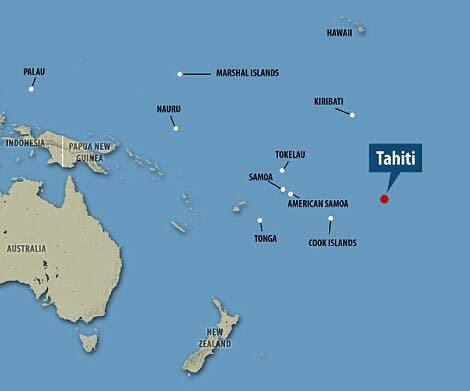 Будують острів поряд з Таїті