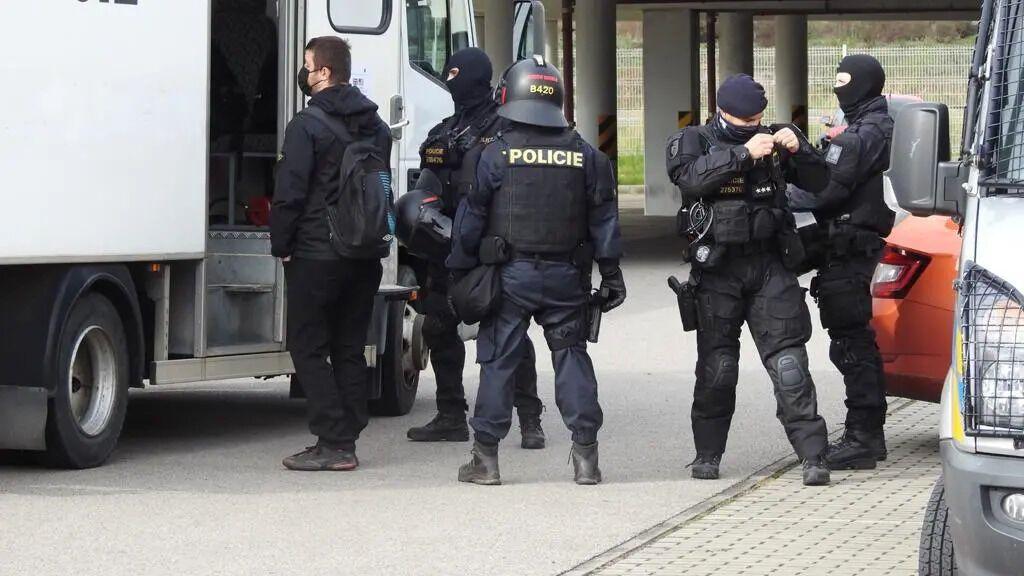Правоохранители задержали 16 протестующих