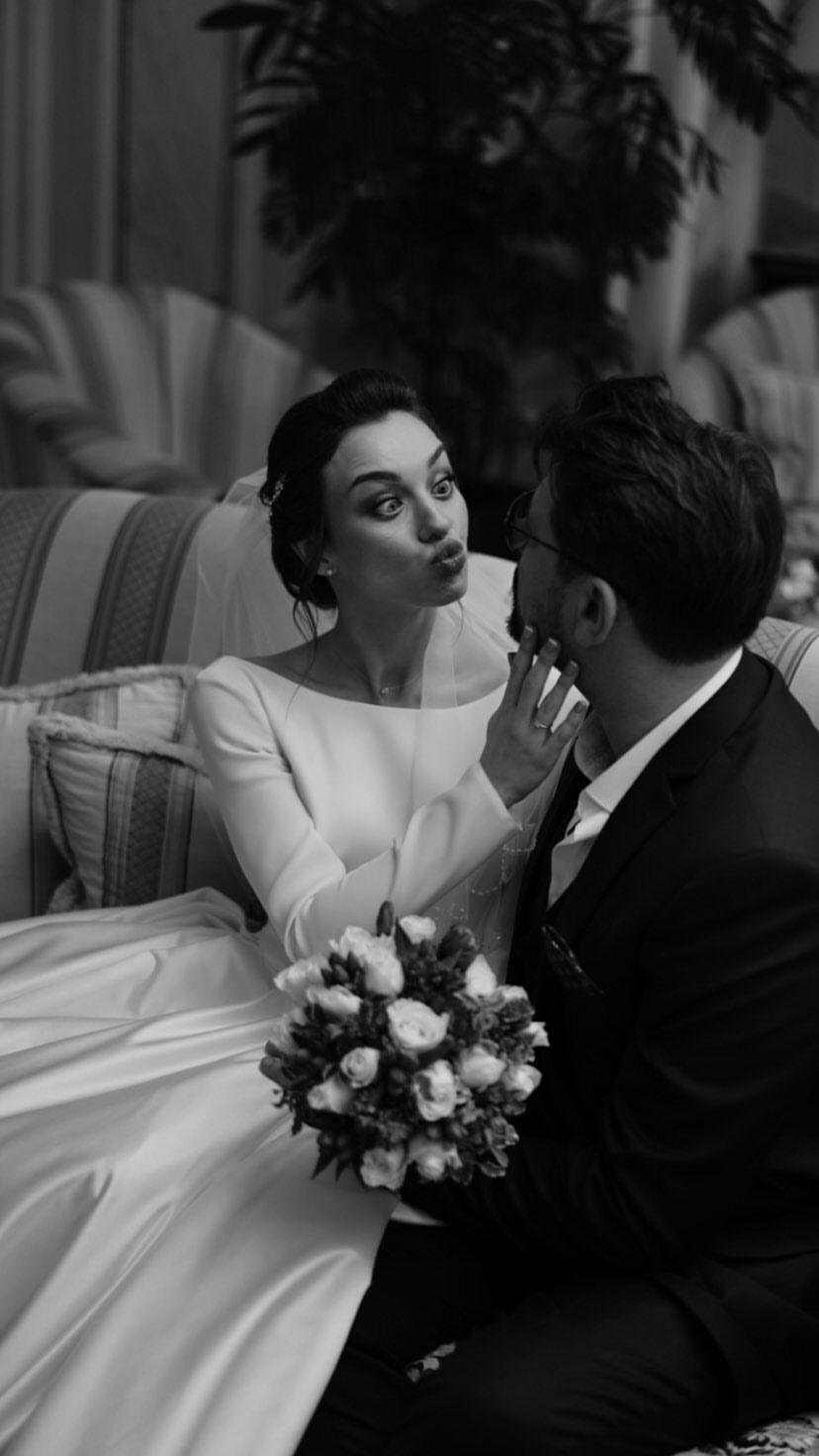 Свадьба Марии Гуськовой и Виктора Логинова