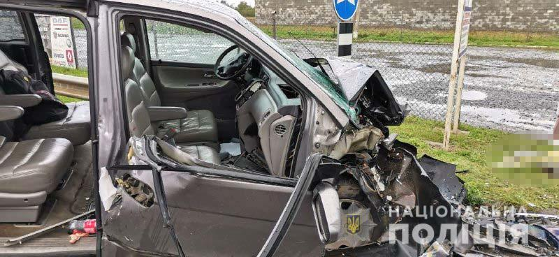 Погибла пассажирка Honda