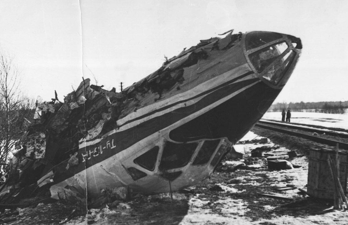 В СССР случалось много аварий с самолетами Туполева