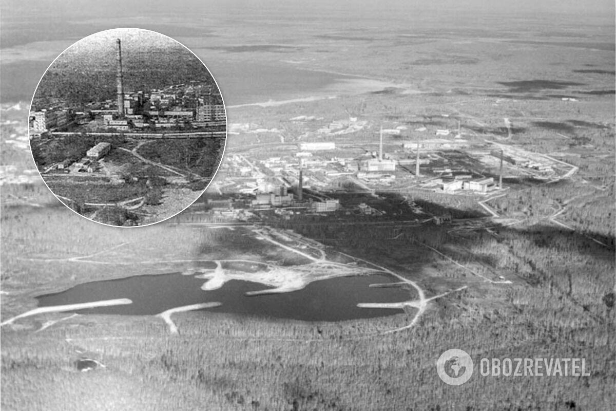 "Взрыв на заводе ""Маяк"", 1957 год"