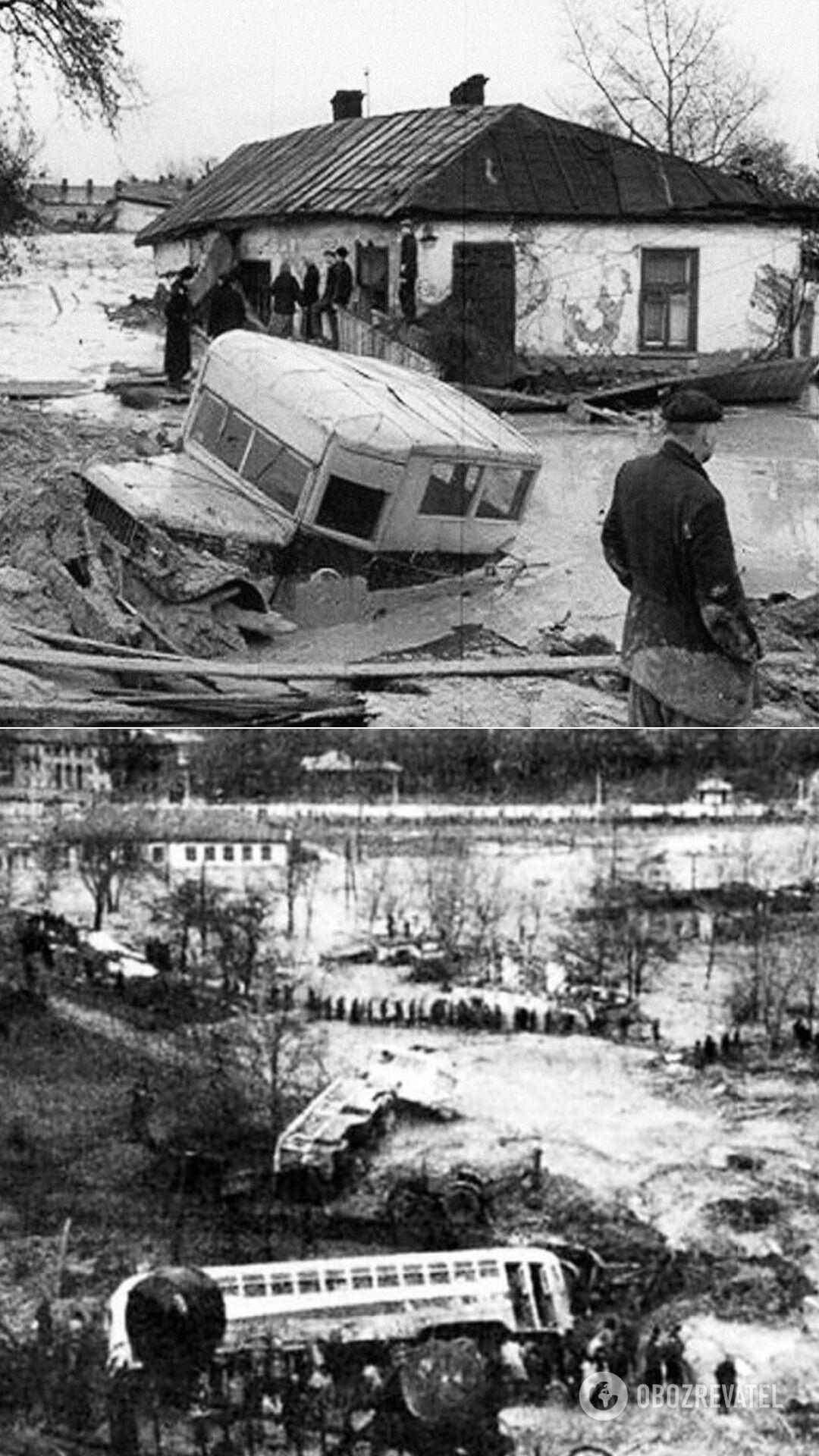Куреневская трагедия в Киеве, 1961 год