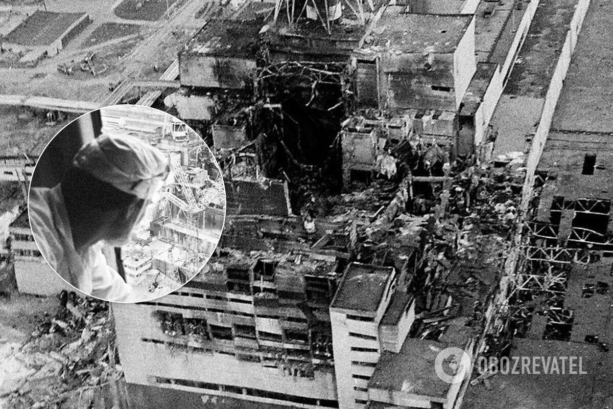 Чернобыльская авария, 1986 год