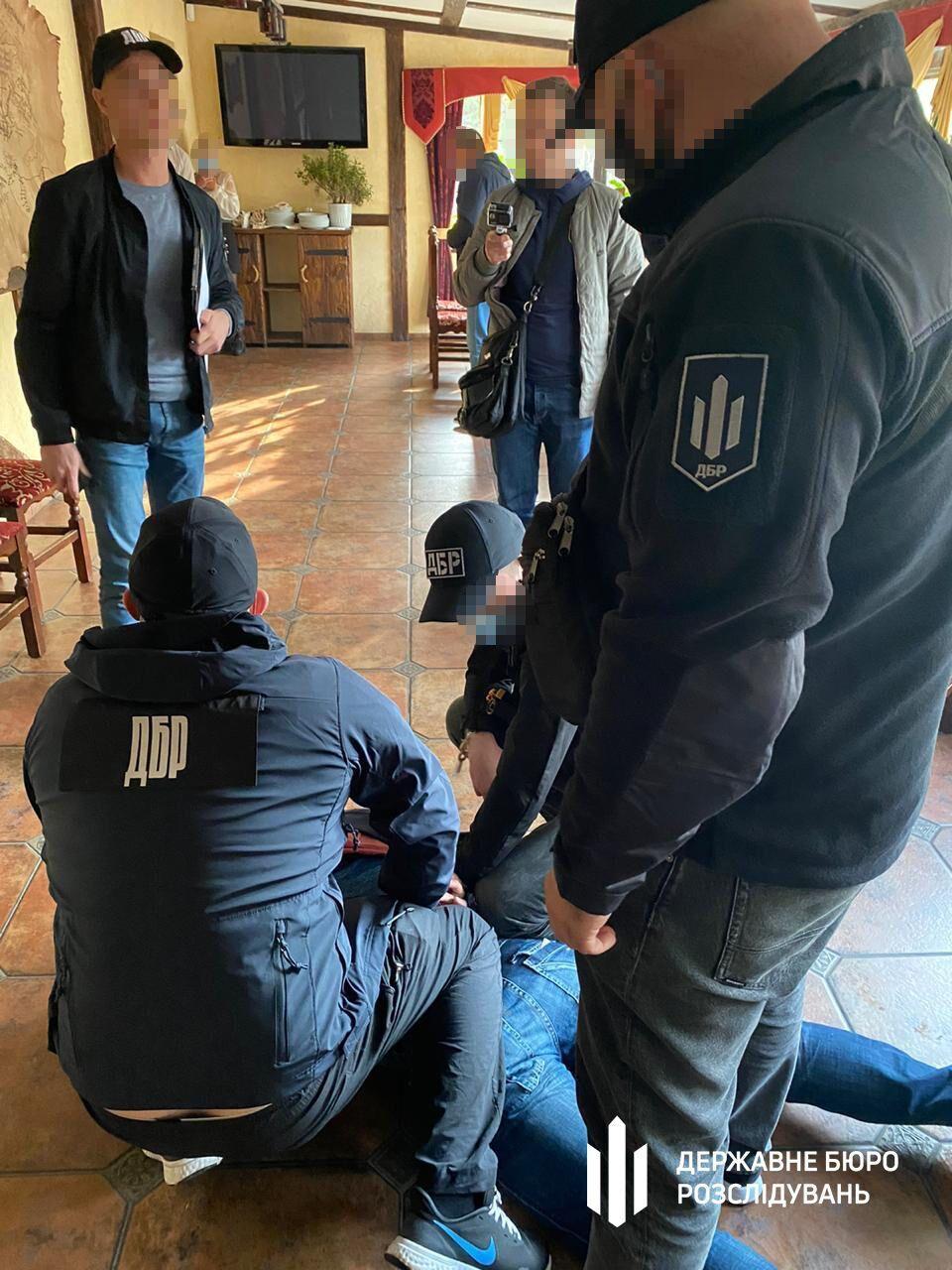 Шантажисту помогали сотрудники ГБР