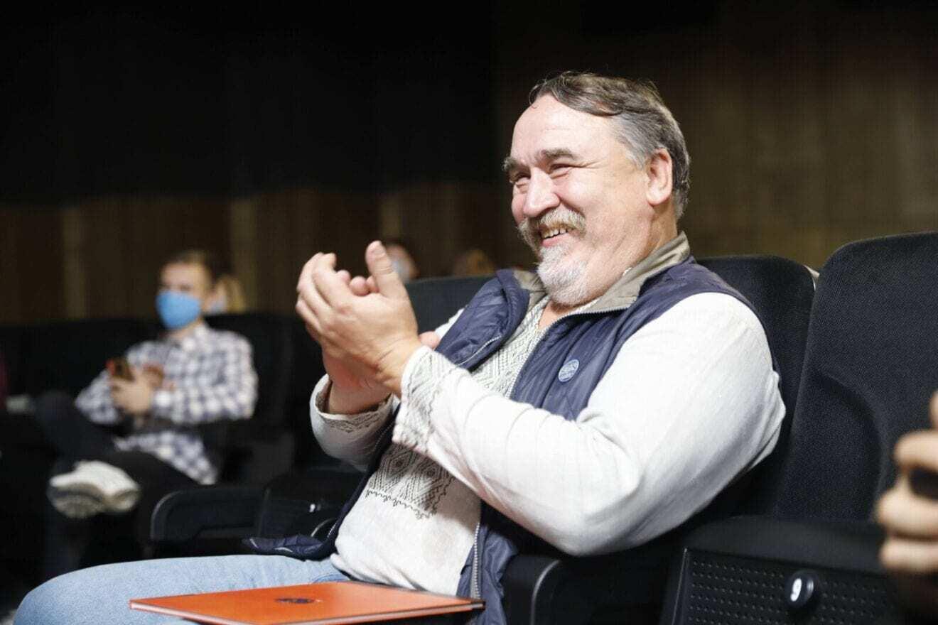 Соавтор книги Виталий Капранов